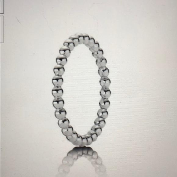 93fd86fb4 Pandora Jewelry | Eternal Clouds Stackable Ring | Poshmark